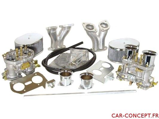 Kit 2 carburateurs EMPI 40 HPMX