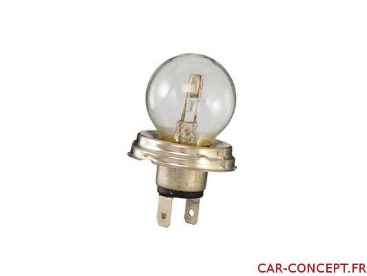 Ampoule code Européen 12 V blanc