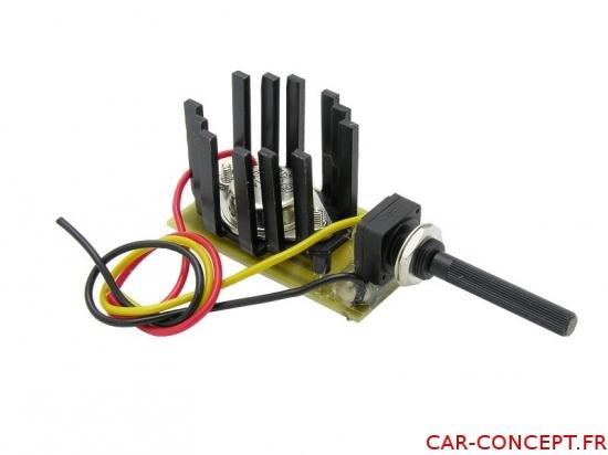 Convertisseur 12V en 6V  (réducteur) Q+