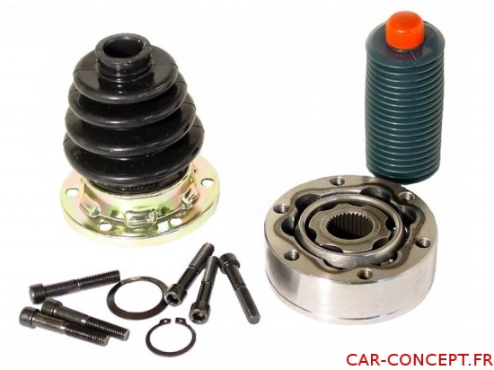 Kit joint homocinétique de cardan  COMBI T2+T3  181 Q+