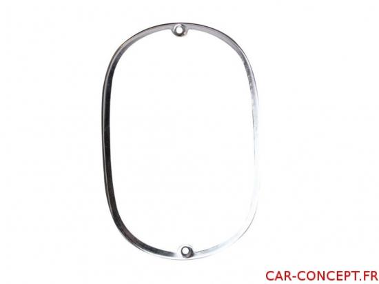 Cerclage chrome de vitre de feu arrière pour Combi 62/71 et 181