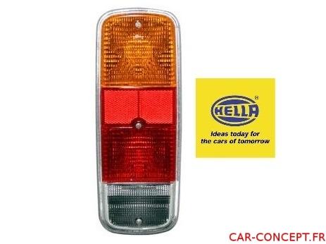 Feu arrière complet Combi 72/79 qualité VW ou HELLA
