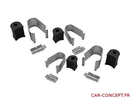 Kit de fixation barre stabilisatrice 66-> fabrication allemande