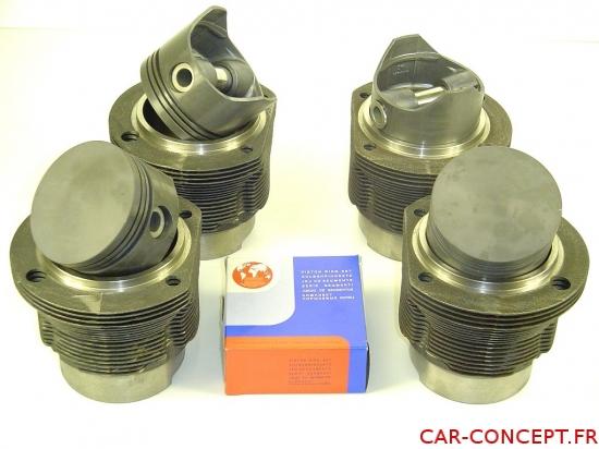 Kit Chemises/pistons T4 2L 914 100CV