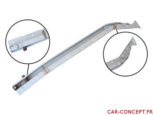 Renfort de longeron gauche pour cabriolet ->70 qualité origine