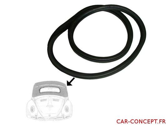 Joint de lunette arrière pour cox cabriolet 804X292 75/80