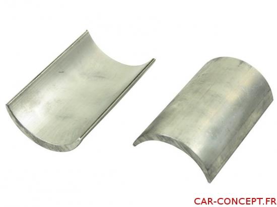 Cale de chasse aluminium (paire)