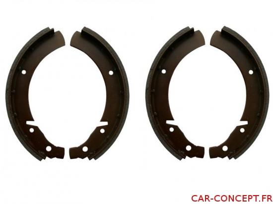 Garniture de frein arrière pour 181 (pour modèle avec réducteur)