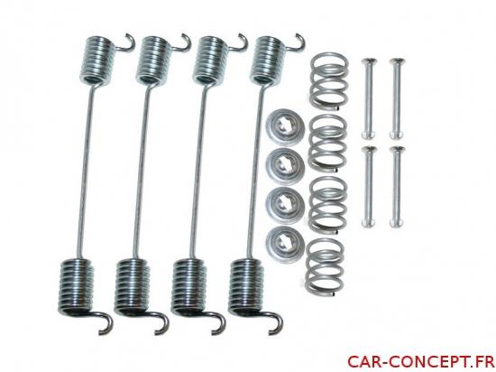 Kit ressort de garniture de frein arrière pour Combi 64/70