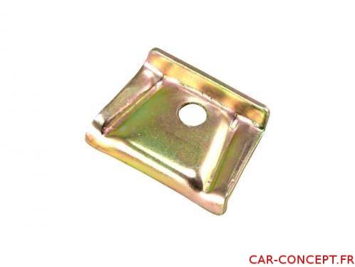 Plaquette de fixation de réservoir Cox 1200 1300 1500 Karmann