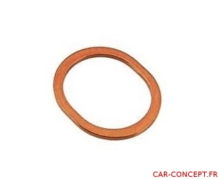Joint d'échappement/culasse ovale pour moteur Type 4