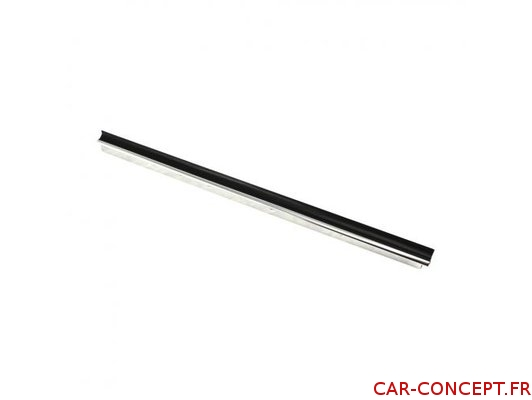 Lèche-vitre extérieur avec chrome ARD pour cabriolet 65->