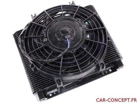 Radiateur d'huile MESA avec ventilateur