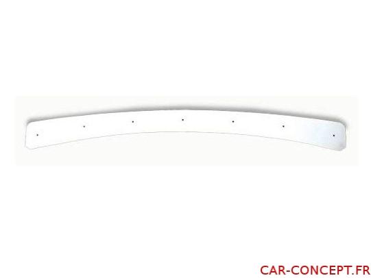 Cache en plastique blanc du dessus de pare Brise Cabriolet 72