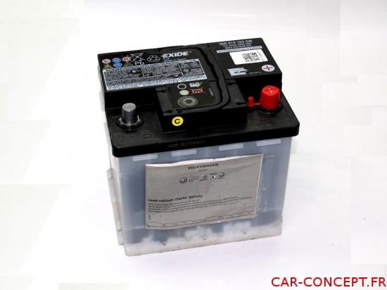 Batterie 12V 36A VW