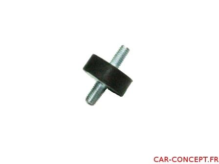 Silentbloc pour radiateur ou pompe à essence M6