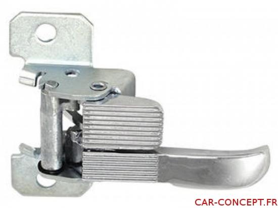 Gâche de porte gauche Combi et Cox Cabriolet 68-72