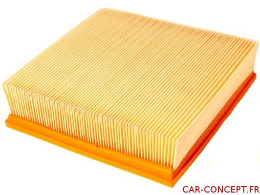 Filtre à air carré pour combi et T3 75->
