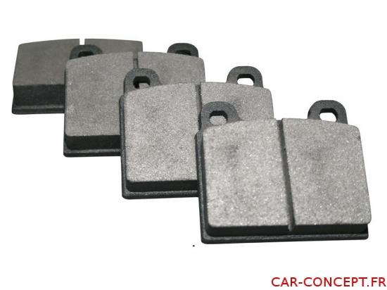 Plaquette de frein pour Combi 15mm 71/72