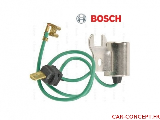 condensateur allumage pour allumeur 009 marque Bosch