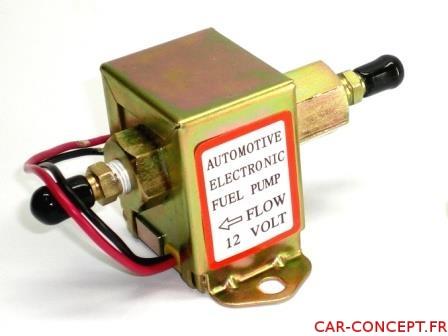Pompe à essence électrique 12volts