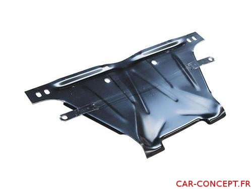Plancher de tête de chassis cox  ->1965