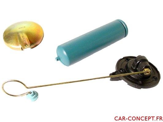 Jauge à essence émetteur à câble