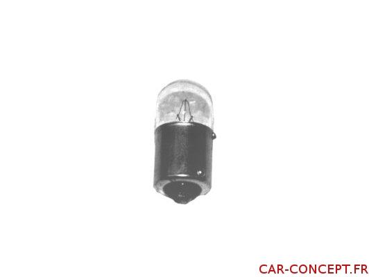 Ampoule éclairage plaque arrière 5W