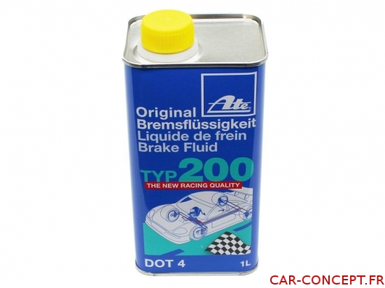 Liquide de frein haute performance  ATE typ200