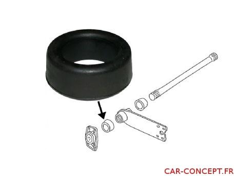 Silentbloc rond de plaque de suspension arrière Combi