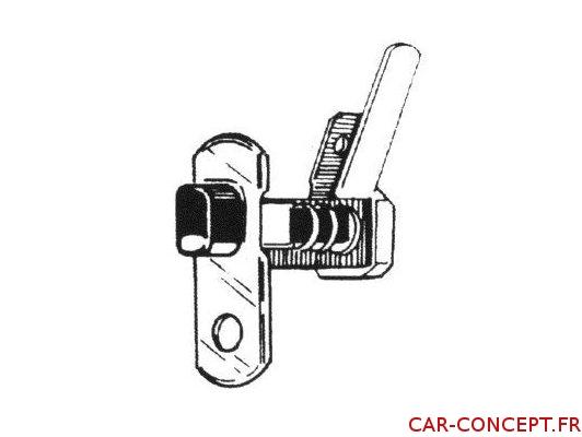 Interrupteur de plafonnier