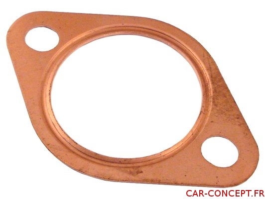 Joint d'échappement cuivre massif 1-1/2 (les 4)