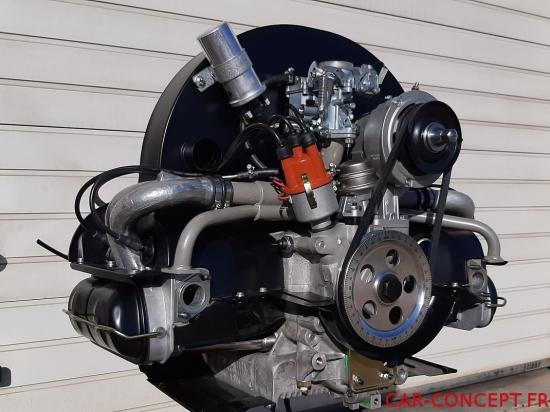 Moteur 1600cc complet 100% NEUF (sauf echap. emb. filtre)