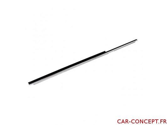 Lèche-vitre avec chrome extérieur AVD cabriolet 65->