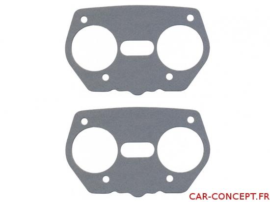 Joint entre filtre à air et carburateur IDF/HPMX (la paire)