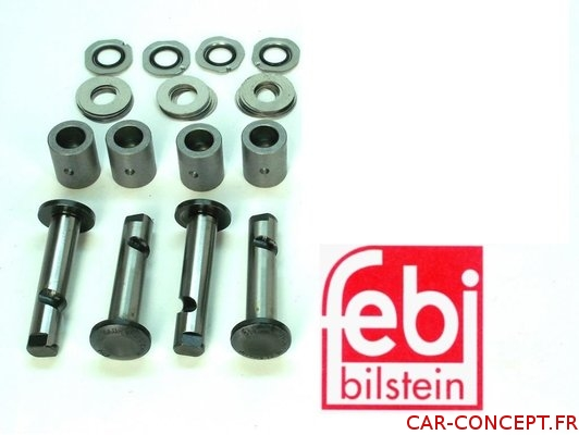 Kit pivot de suspension FEBI horizontaux