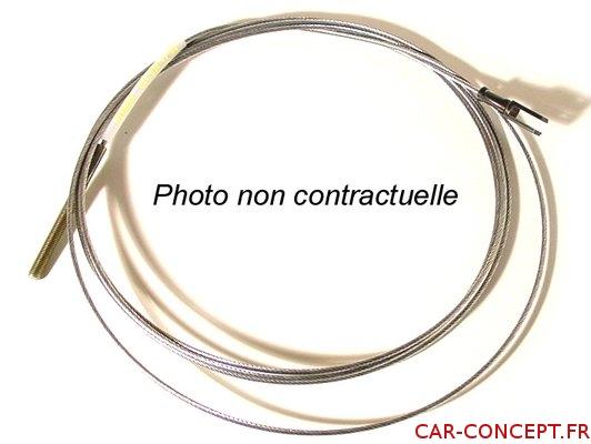 Câble d'embrayage pour Combi 68/71