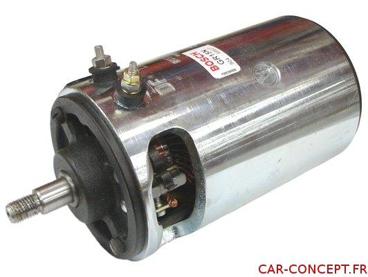 Dynamo 12V Bosch 30A (régulateur neuf obligatoire pour garantie)