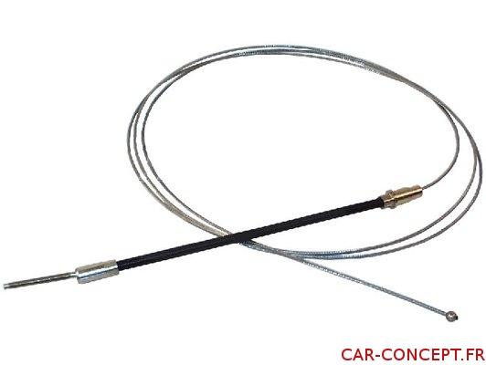 Câble d'embrayage + gaine pour Combi 80/83