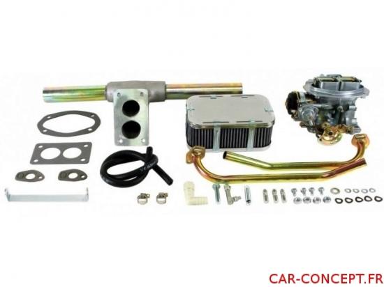 Kit carburateur EMPI 32/36 EPC progressif pour type 1