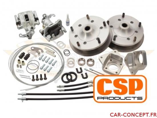 Kit frein à disque arrière CSP 5 trous 5 X 205 1200/1300/1500