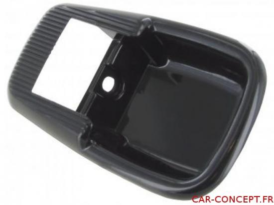 Contour de poignée intérieur de porte noir Combi 68-72 et Cox Cabriolet 68-73 (la pièce)