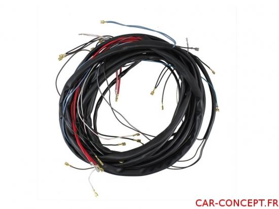 Faisceau électrique Combi 72-