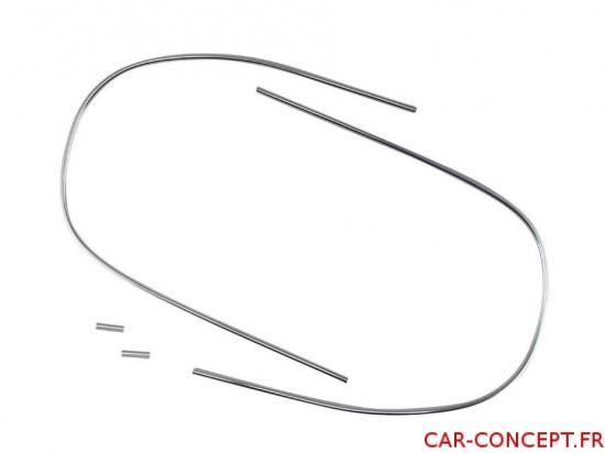 Kit moulure de joint de lunette arrière cabriolet 65-74