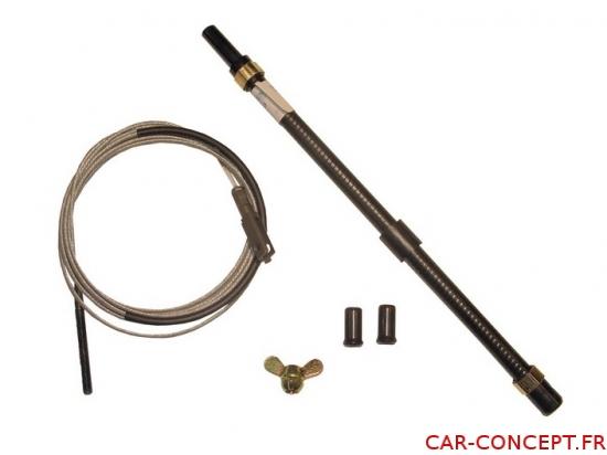 kit de cable d'embrayage complet combi 73/79