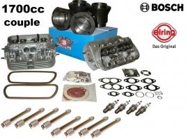 Kit moteur 1700cc spécial COUPLE montage direct (sans usinage) sur 1300 et 1600