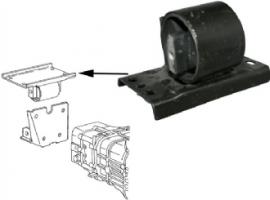 silentbloc de nez de boite transporter T3 80/92 essence