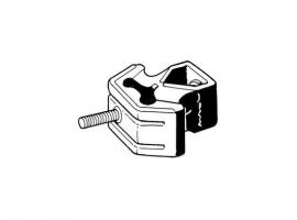 Silentbloc pour support moteur Combi 1600 68/71