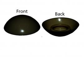 capuchon de boulon de pare-chocs noir Combi et T3