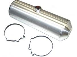 Réservoir en aluminium avec supports 40L